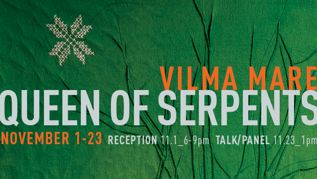 Vilma Mare : Queen of Serpents