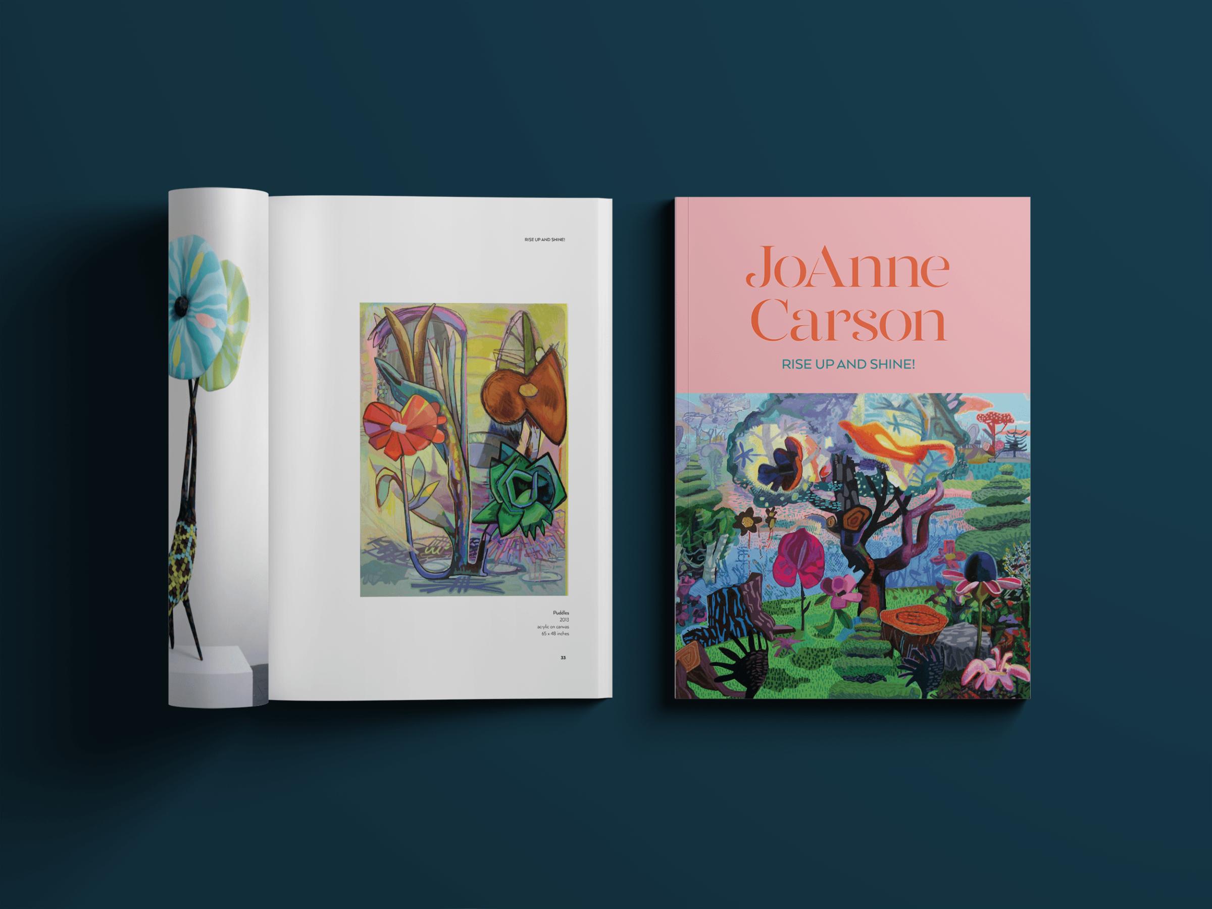 Carson Catalog Front